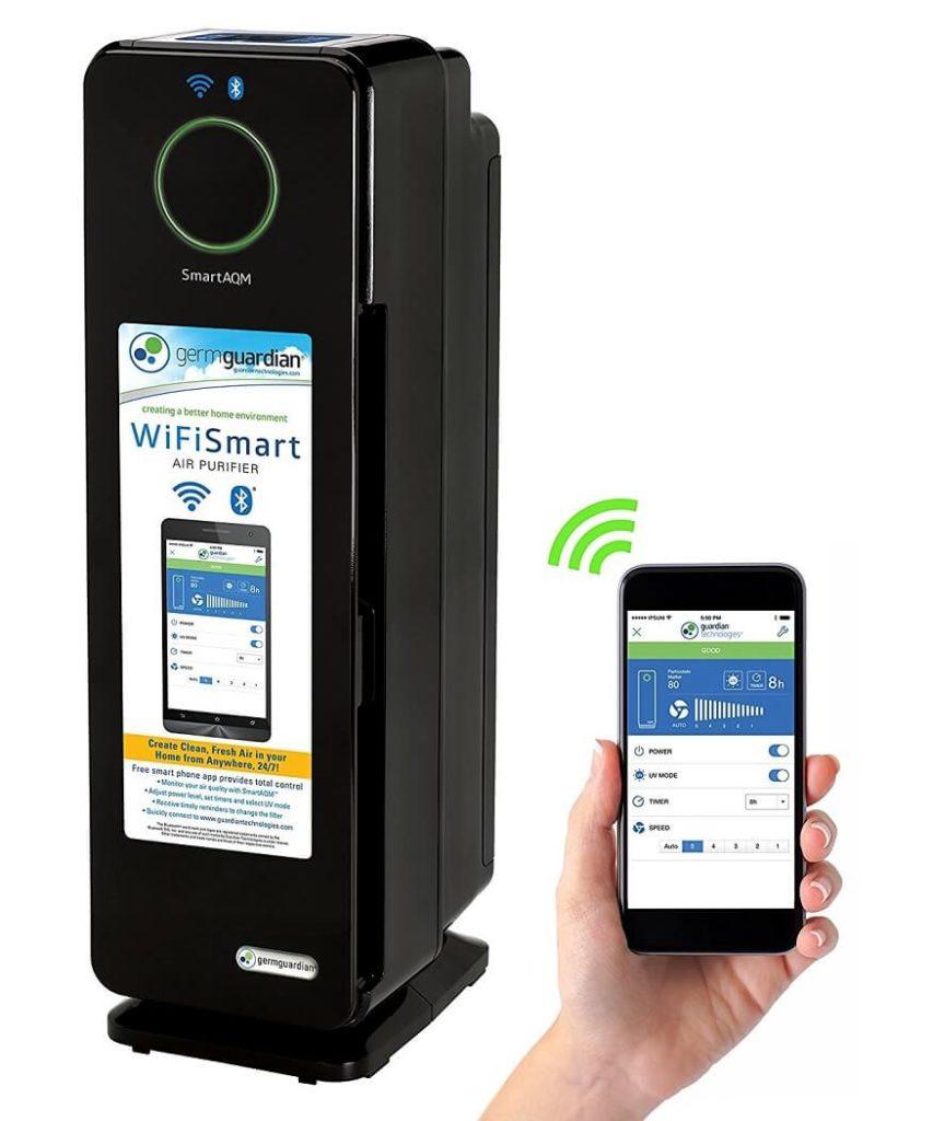 best smart air purifier