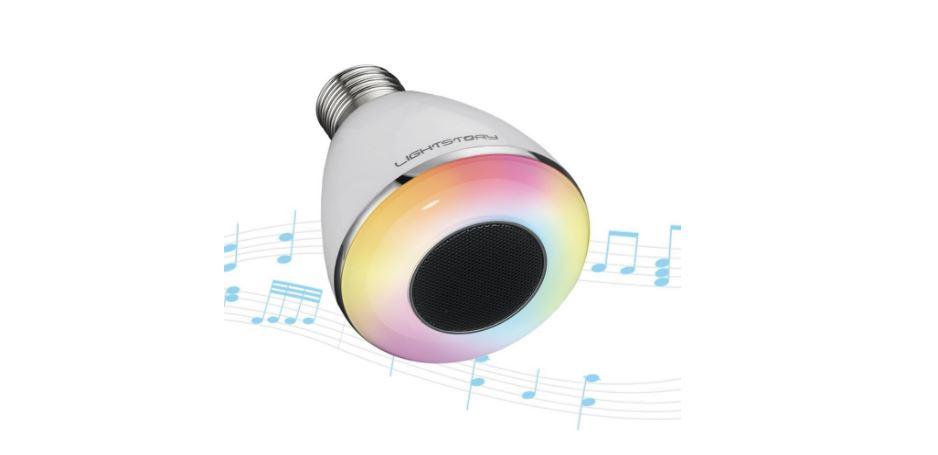 speaker bulb