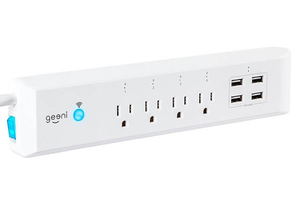 Geeni best smart power strip