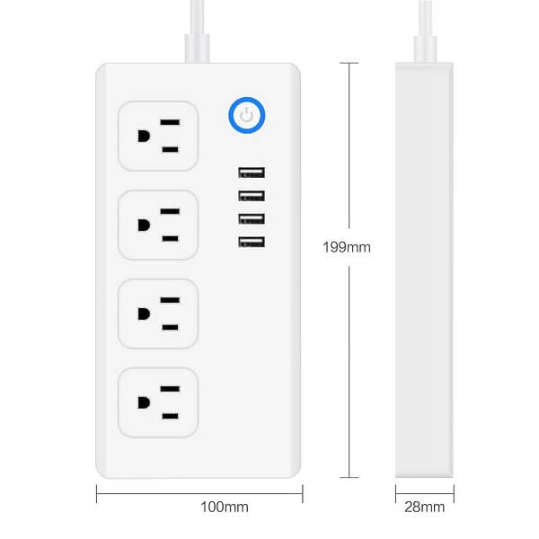 weton best smart power strip