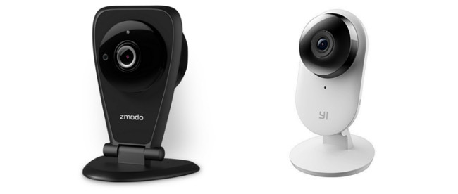 wireless camera for a home