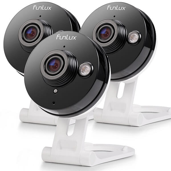 funlux affordable security camera