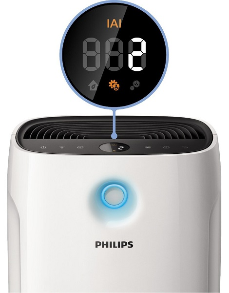 philips large area air purifier
