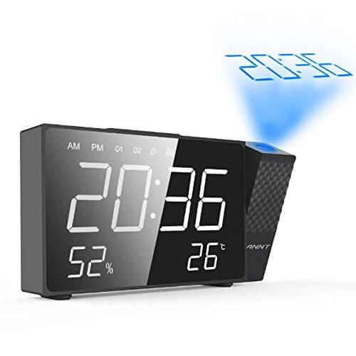 annt smart projection clock