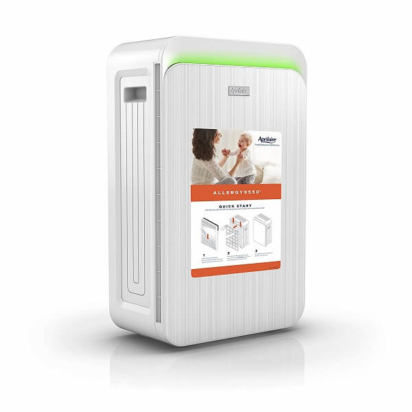 aprilaire air purifier for allergies