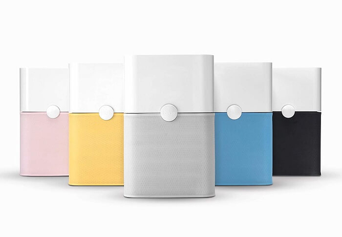 bluair air purifier for allergies