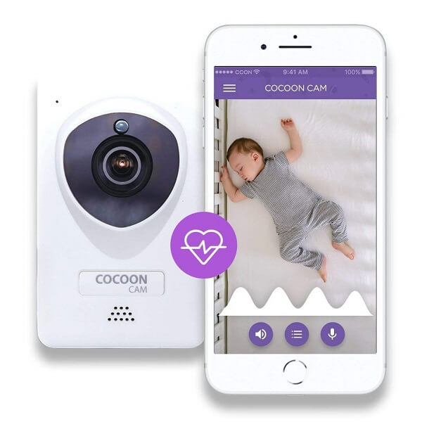 cocoon baby breathing monitor