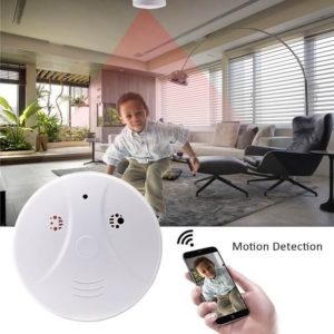 tangmi smoke detector camera