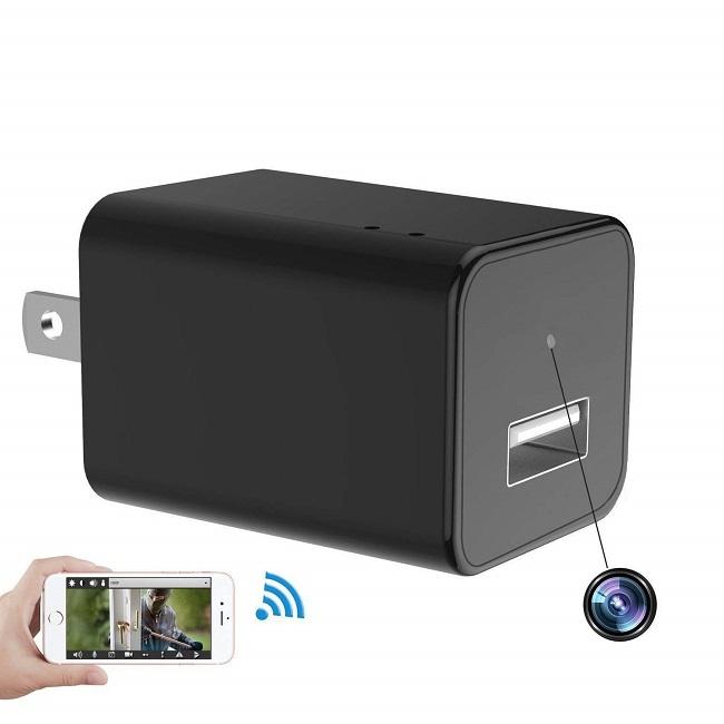usb charger hidden camera solutions