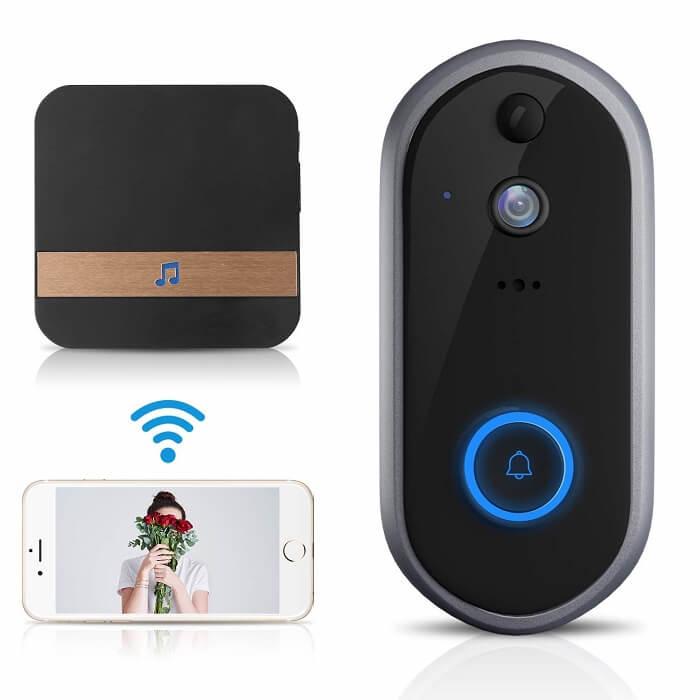 GJT smart video doorbell
