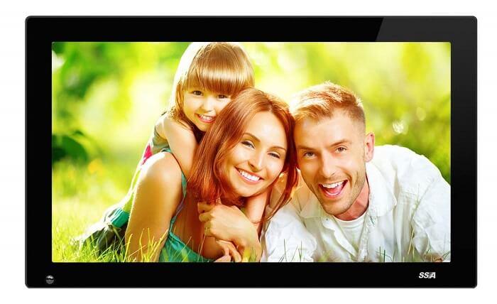 SSA wifi photo frame