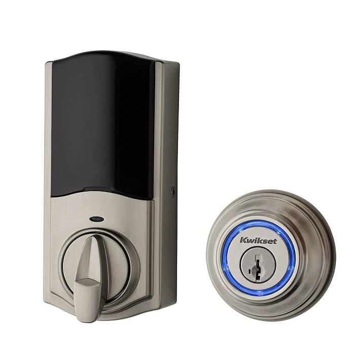 kwikset wireless door lock
