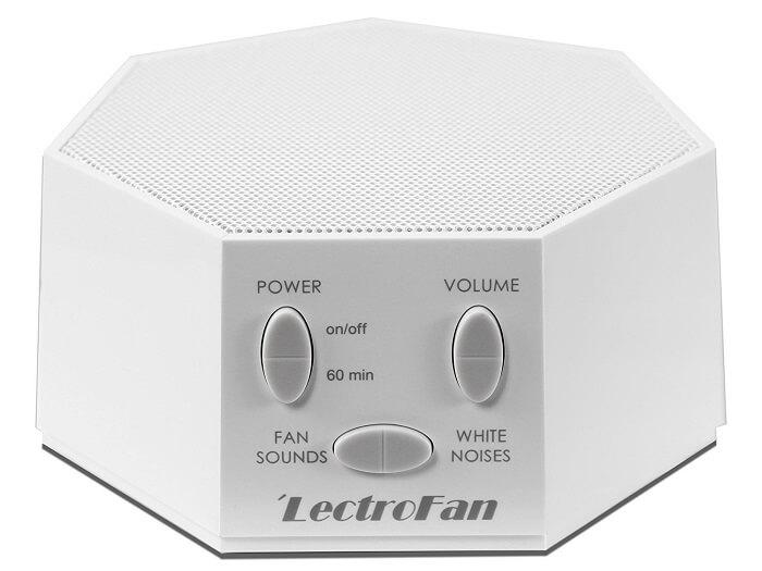 lectrofan white noise device