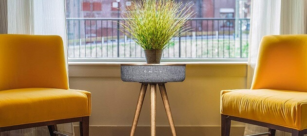 Smart Table for a Smart Home