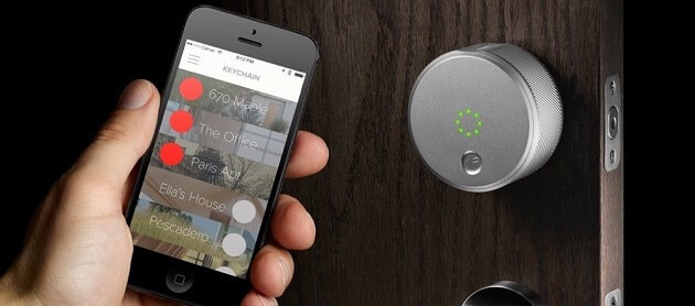 The Best Wireless Door Lock