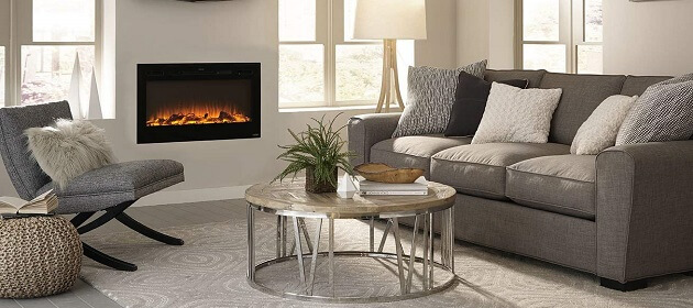 Top 5 Electric Fireplace with Remote Review