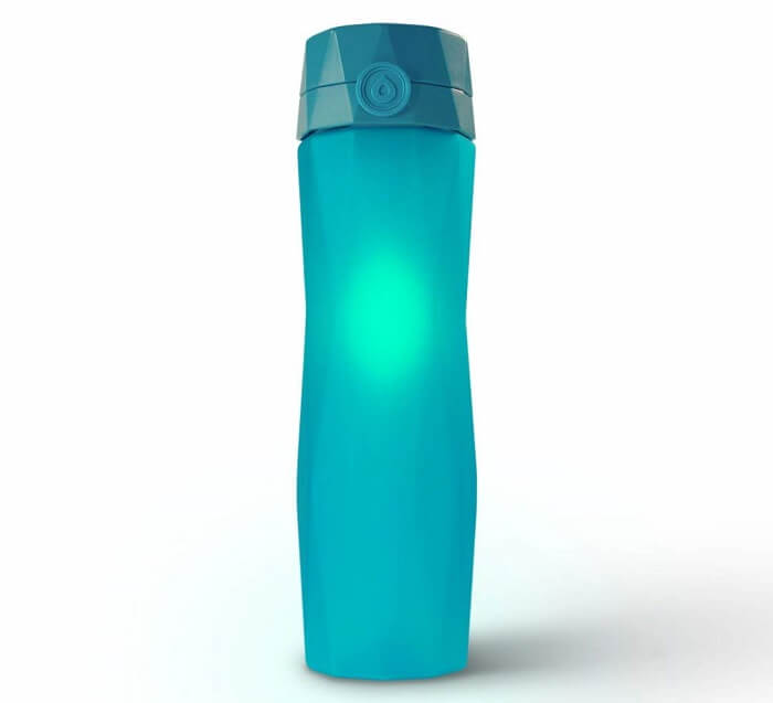 hidrate spark bluetooth water bottle