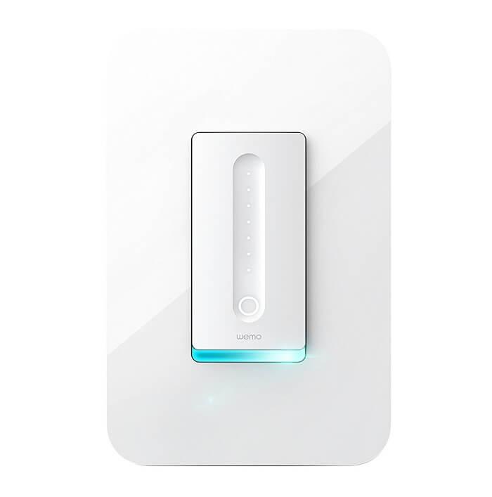 wemo wifi dimmer switch