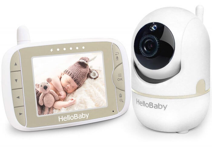 hello baby portable baby monitor