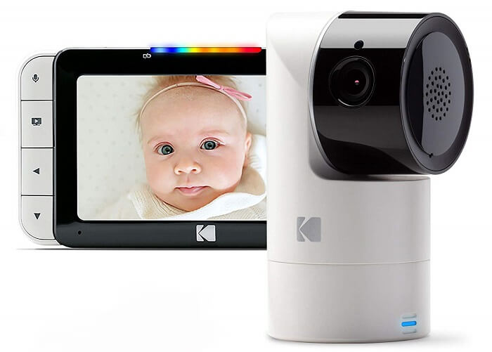 kodak portable baby monitor