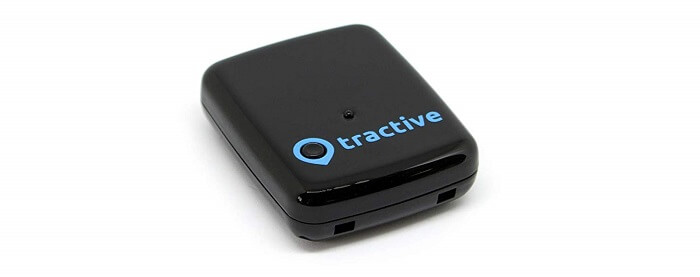 tractive pet tracking device