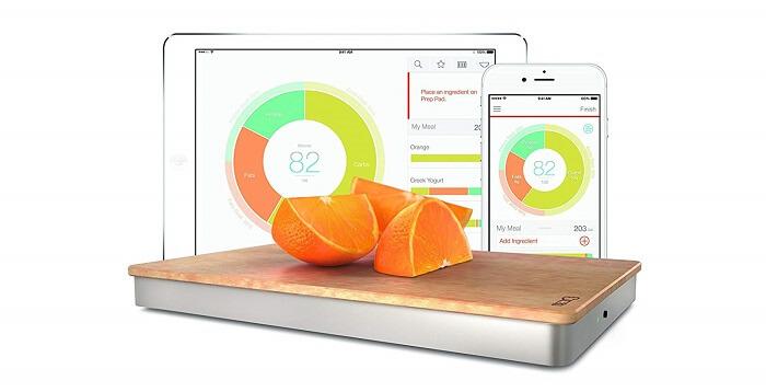 orange chef smart kitchen scale