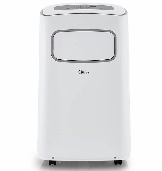 midea compact portable air conditioner