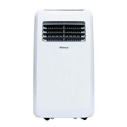 shinco compact portable air conditioner