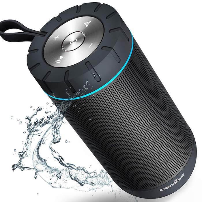 comiso all weather bluetooth speaker