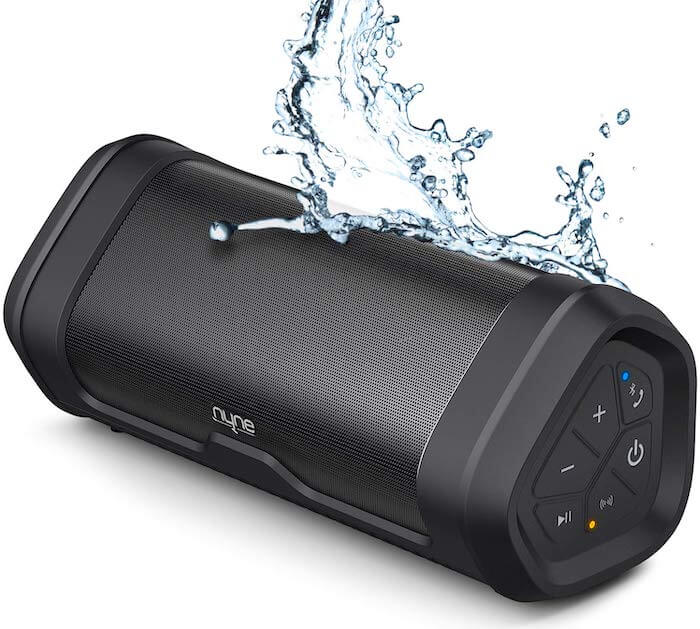 nyne all weather bluetooth speaker