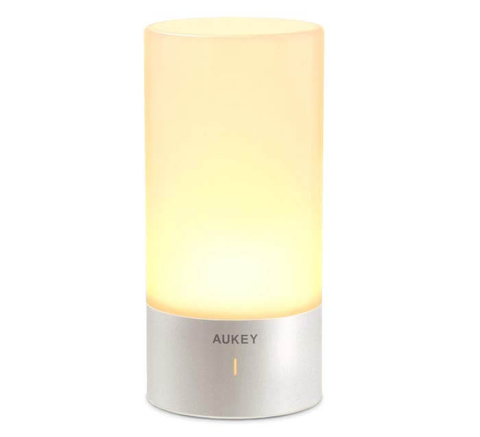 aukey touch sensitive lamp