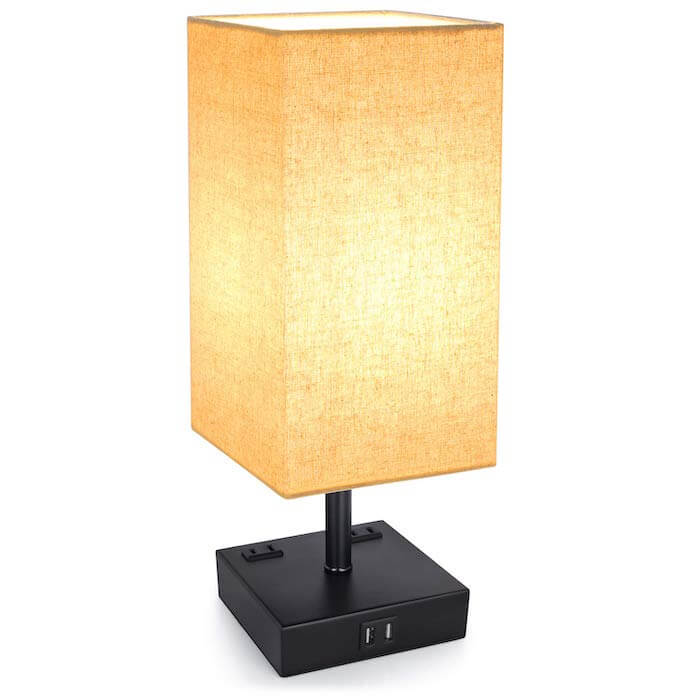 shine hai touch sensitive lamp