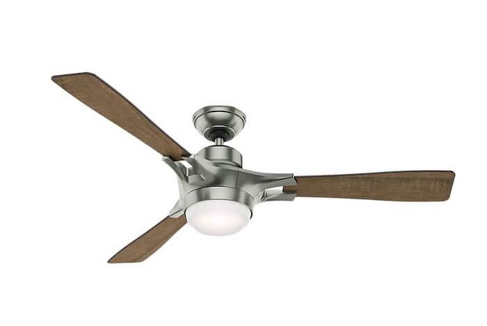 hunter fan company Smart home ceiling fan