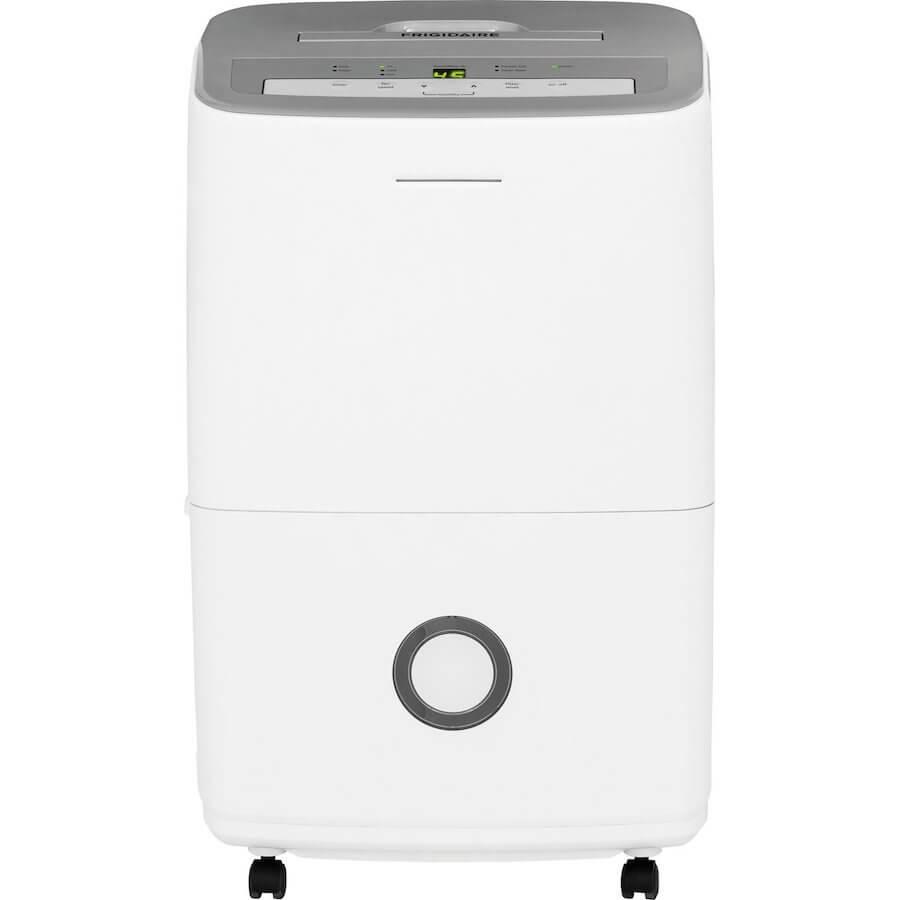 frigidaire damp basement dehumidifier