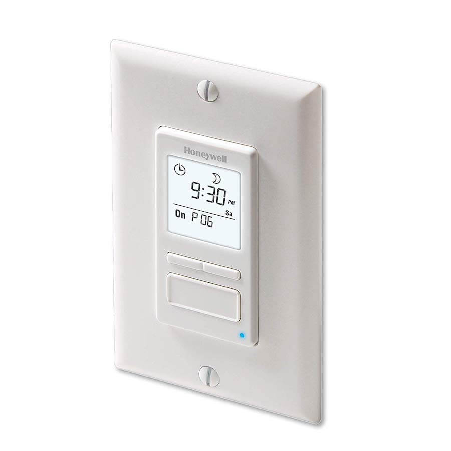 honeywell digital wall switch timer