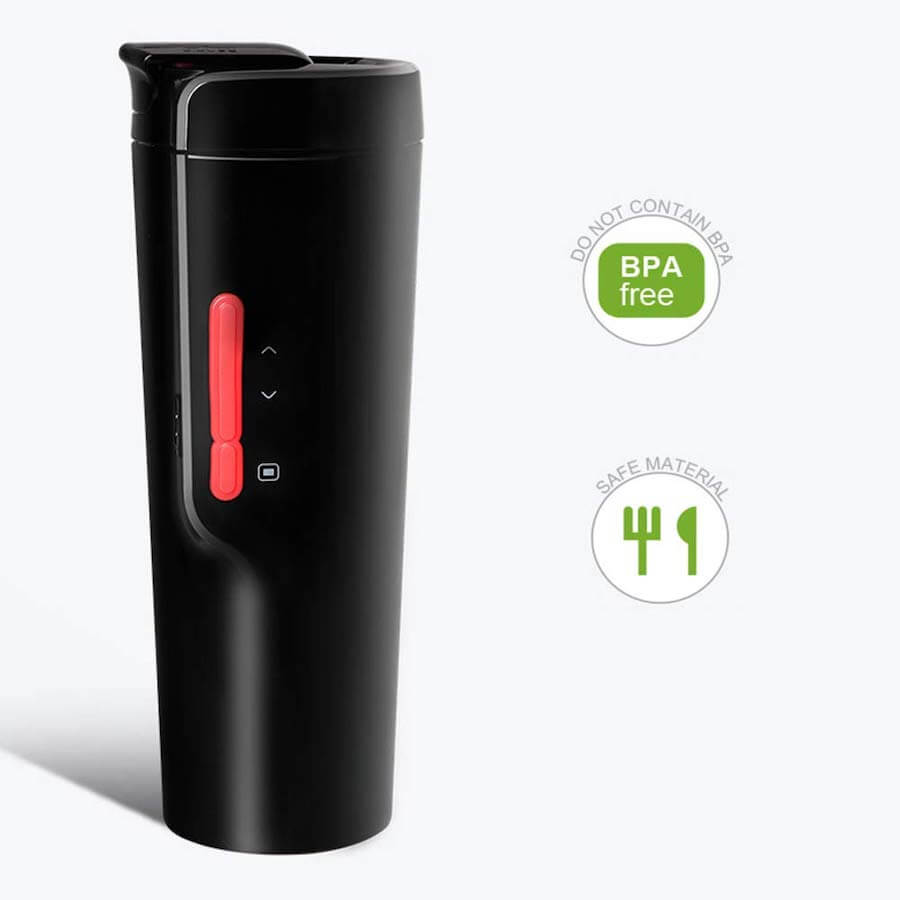 punica smart travel mug