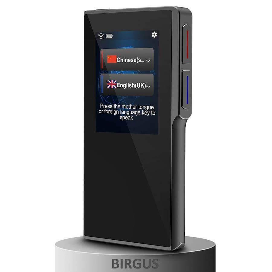 birgus smart voice translator
