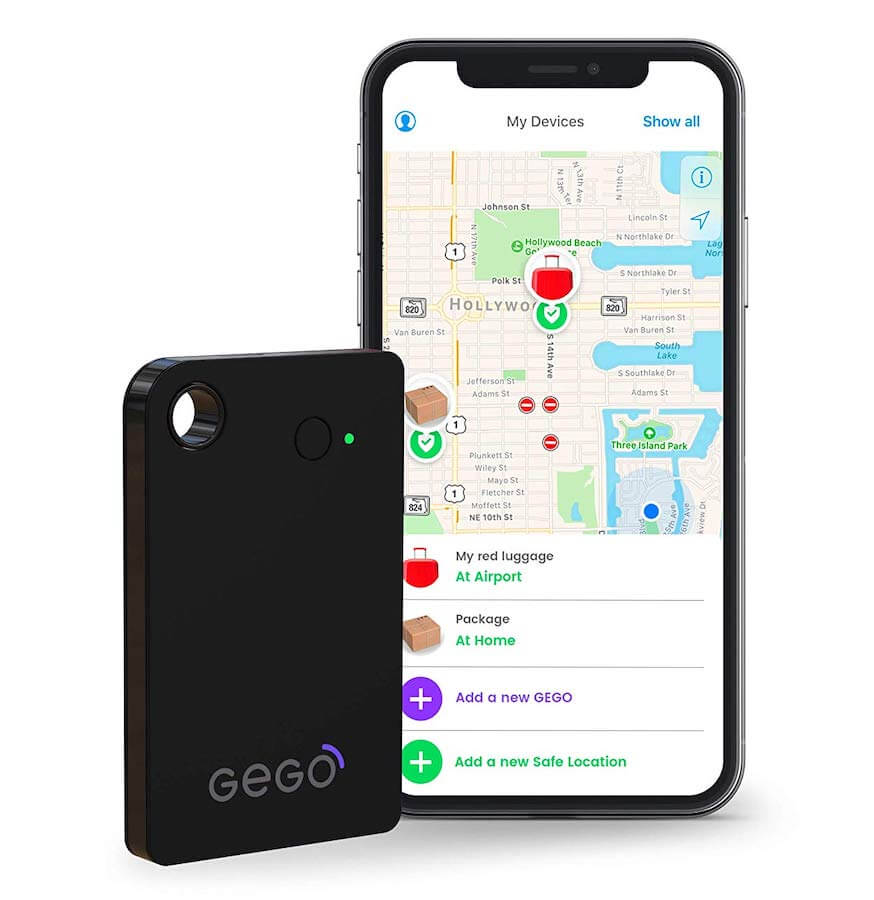 gego cheap tracking device