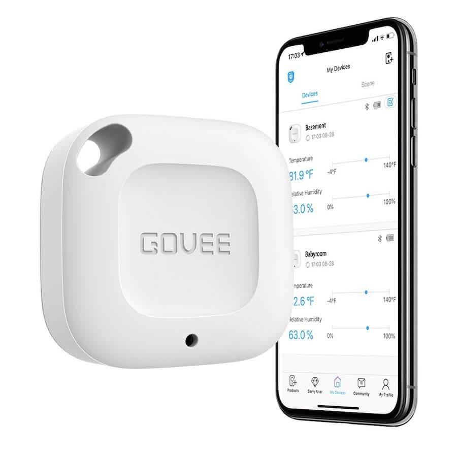 govee smart temperature sensor
