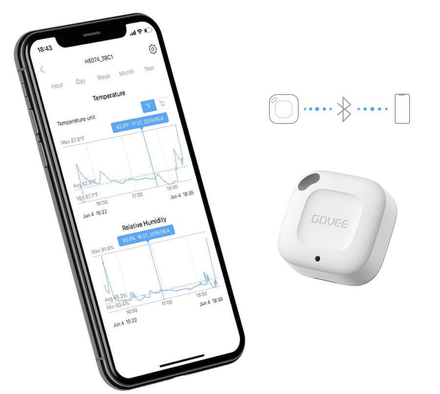 govee smart temperature sensor1