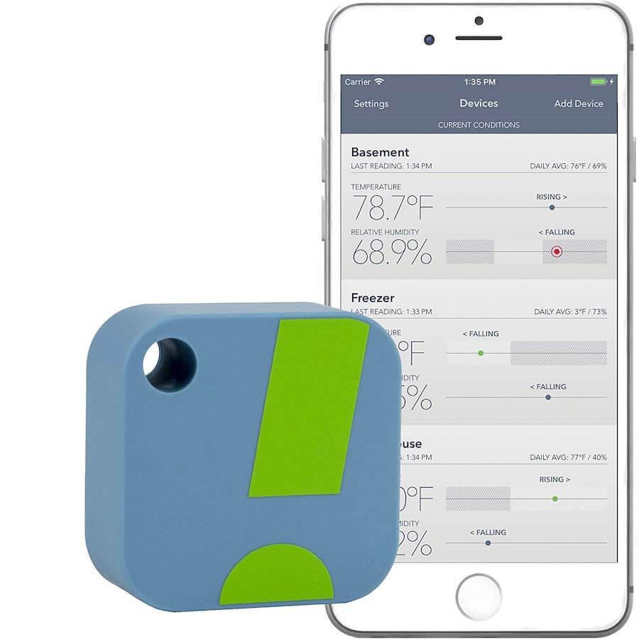 sensor push smart temperature sensor