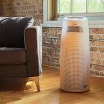 Air purifier with Bluetooth Speaker
