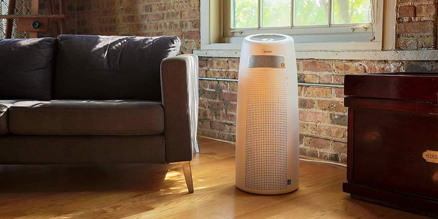 Is the Air Purifier with Bluetooth Speaker Any Good?