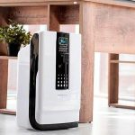 silent air purifier