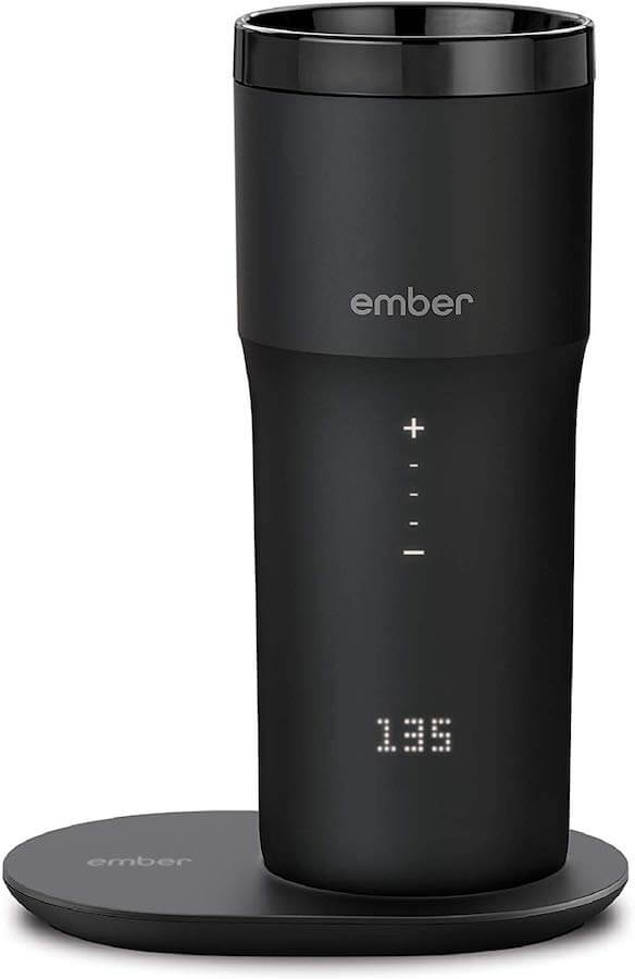 ember smart thermos