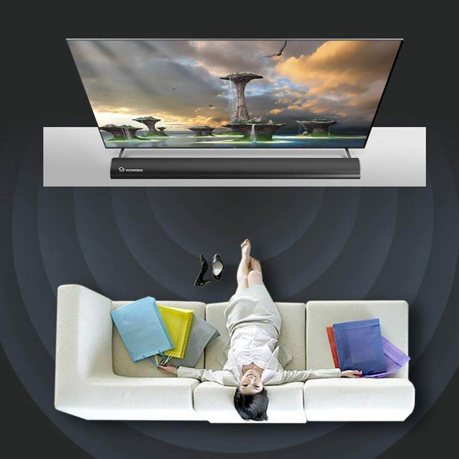wohome soundbar with built in subwoofer4