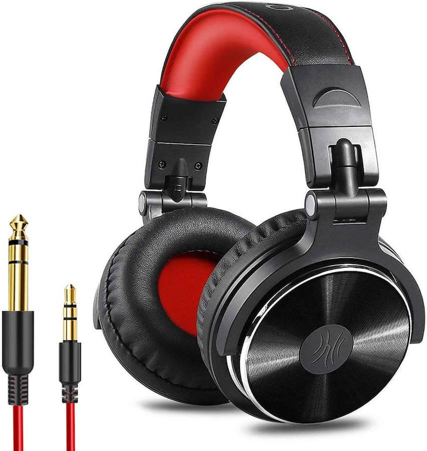OneOdio Over Ear Headphones0