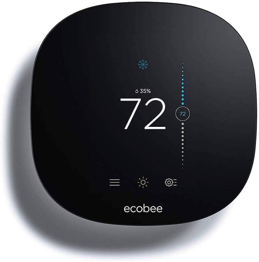 ecobee wifi home thermostat