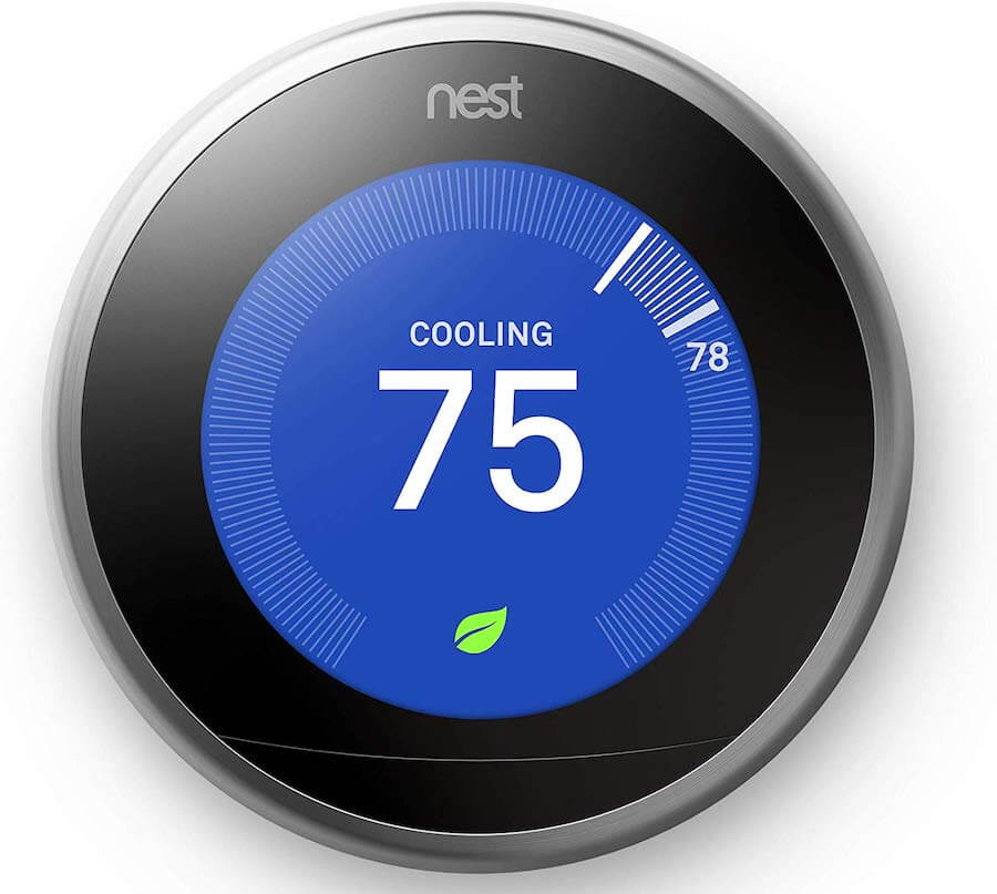 google wifi home thermostat