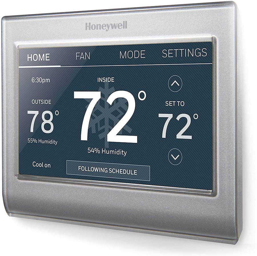 honeywell wifi home thermostat